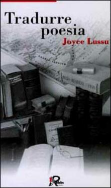 Tradurre poesia - Joyce Lussu - copertina