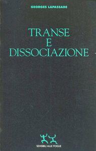 Transe e dissociazione