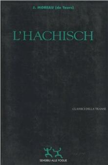 L' hachisch - Moreau de Tours - copertina