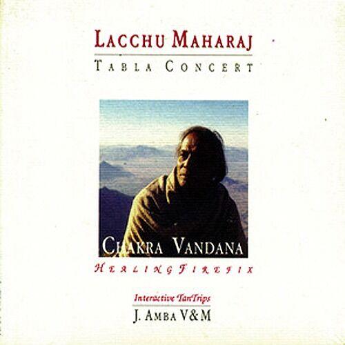 Lacchu Maharaj tabla guru. Con CD Audio. Ediz. inglese