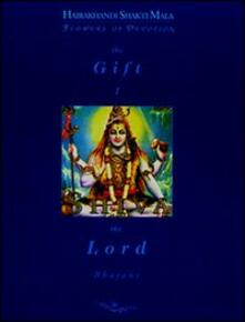 Shiva. The lord. Ediz. italiana, inglese e hindi. Con CD - M. Cristina Kalavati Chiulli - copertina