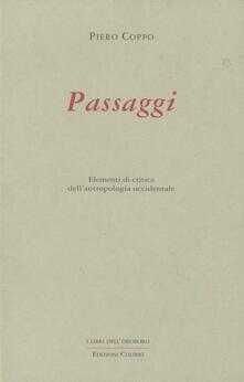 Passaggi. Elementi di critica dellantropologia occidentale.pdf