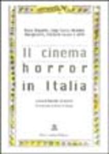 Il cinema horror in Italia