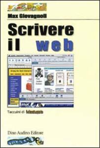 Scrivere il web