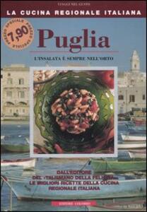 Puglia. L'insalata è sempre nell'orto