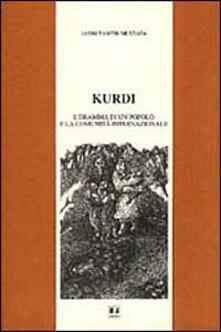 Kurdi. Il dramma di un popolo e la comunità internazionale - Mustafa Jasim Tawfik - copertina