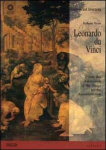 Leonardo da Vinci. From the Adoration of the Magi to the Annunciation