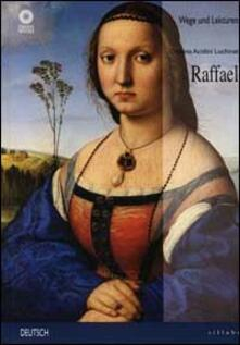 Raffael - Cristina Acidini Luchinat - copertina