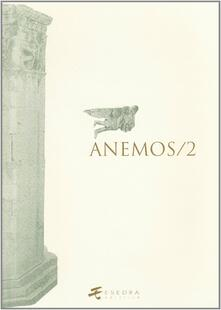 Anemos. Vol. 2 - Brian B. Shefton,Venceslas Kruta,Jean-Paul Morel - copertina
