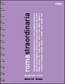 Romastraordinaria 2012. Ediz. multilingue - copertina