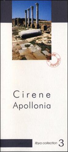 Cirene Apollonia. Guida archeologica - Maria Teresa Grassi - copertina