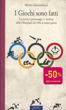 Parcoarenas.it I giochi sono fatti. La storia, i personaggi e i risultati delle Olimpiadi dal 1896 ai nostri giorni Image
