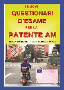 I nuovi questionari di esame per la patente AM - copertina
