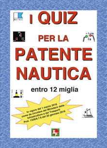 Radiospeed.it Quiz per la patente nautica entro 12 miglia Image