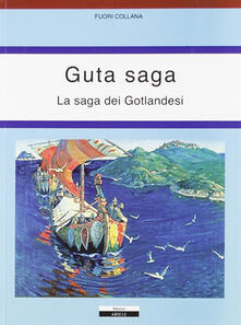 Guta saga. La saga dei Gotlandesi - copertina