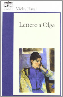 Lettere a Olga - Vaclav Havel - copertina