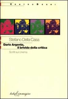 Antondemarirreguera.es Dario Argento, il brivido della critica. Scritti sul cinema Image