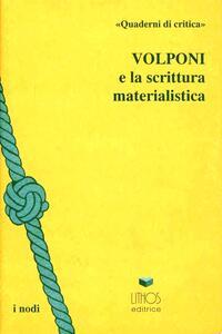 Volponi e la scrittura materialistica