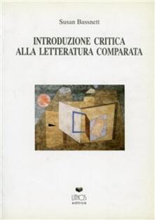 Criticalwinenotav.it Introduzione critica alla letteratura comparata Image