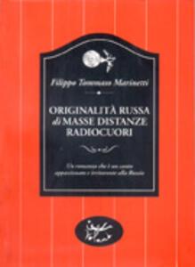 Originalità russa di masse distanze radiocuori