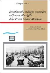 Investimenti e sviluppo economico a Genova alla vigilia della prima guerra mondiale