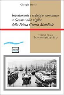 Amatigota.it Investimenti e sviluppo economico a Genova alla vigilia della prima guerra mondiale Image