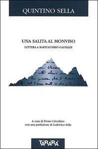 La salita al Monviso. Lettera a Bartolomeo Gastaldi