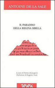 Paradiso della regina Sibilla. Testo originale a fronte - Antoine de La Sale - copertina