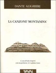 La canzone «Montanina»
