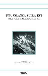 Una valanga sulla est. 1881 la «catastrofe Marinelli» al Monte Rosa