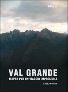 Amatigota.it Val Grande. Mappa per viaggio impossibile. DVD Image