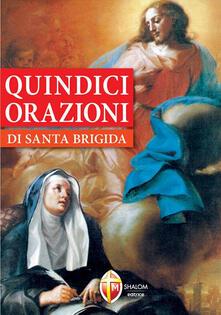 Tegliowinterrun.it Quindici orazioni di santa Brigida Image
