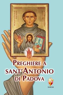Winniearcher.com Preghiere a sant'Antonio di Padova Image