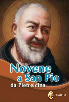 Grandtoureventi.it Novene a san Pio da Pietrelcina Image