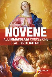 Novene all'Immacolata Concezione e al Santo Natale