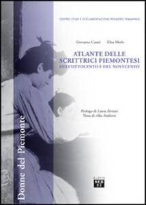 Atlante delle scrittrici piemontesi dell'Ottocento e del Novecento