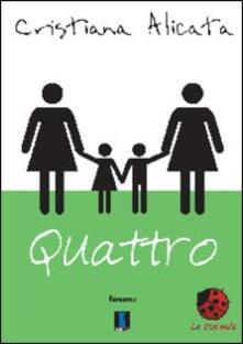 Quattro - Cristiana Alicata - copertina