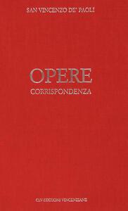 Opere. Vol. 1: Corrispondenza 1607-1639.