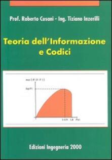 Camfeed.it Teoria dell'informazione e codici Image