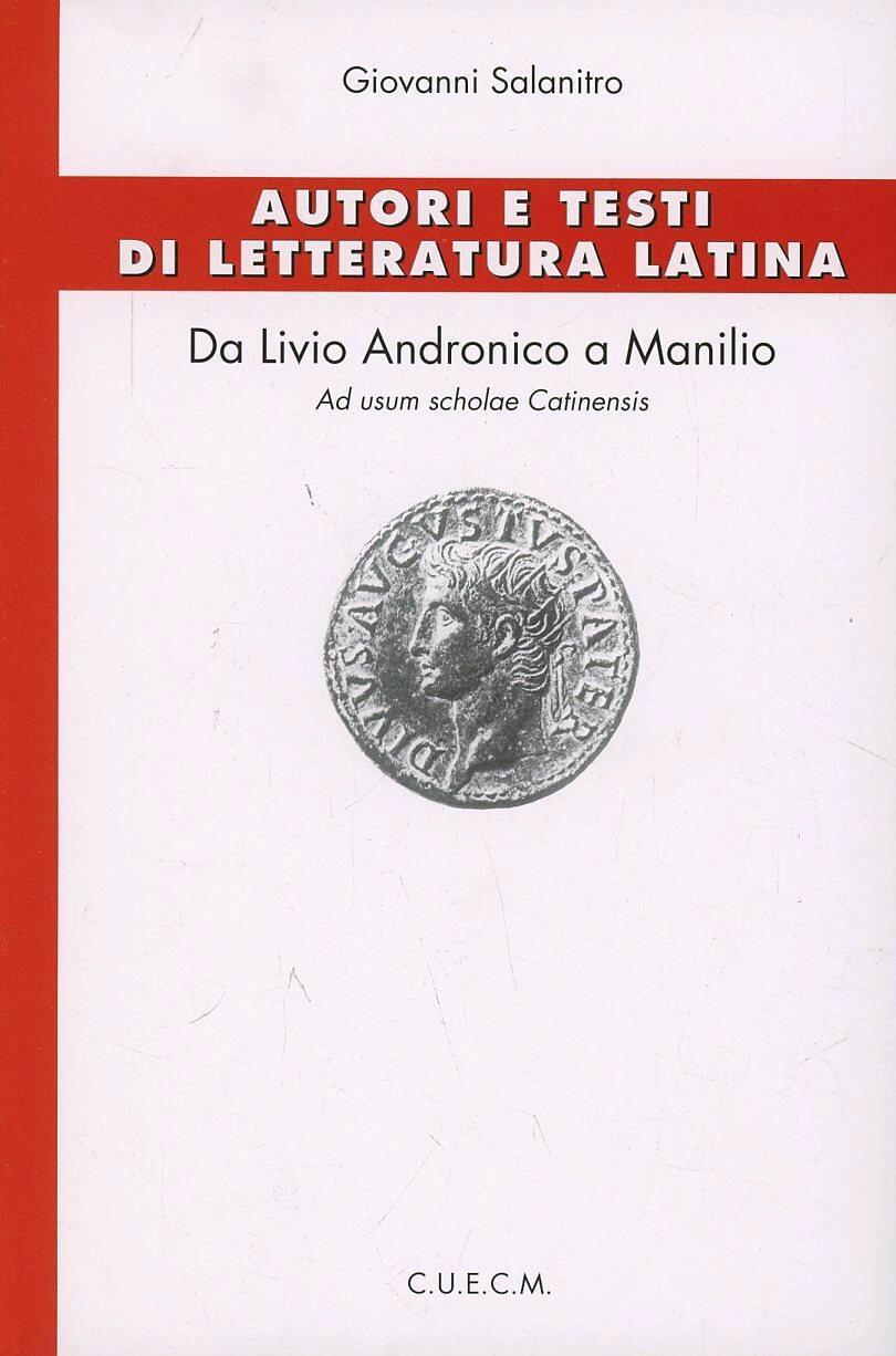 letteratura latina autori e testi - photo#22