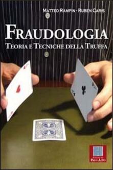 Promoartpalermo.it Fraudologia. Teoria e tecniche della truffa Image