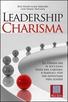 Listadelpopolo.it Leadership charisma. La strada per il successo passa dal carisma: 4 semplici step per diventare veri leader Image