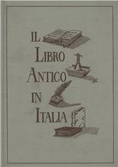 Il libro antico in Italia. Schede e quotazioni. Vol. 2