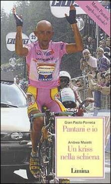 Premioquesti.it Pantani e io. Un kriss nella schiena Image