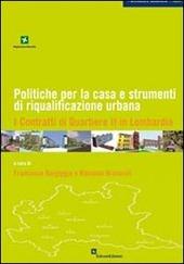 Politiche per la casa e strumenti di riqualificazione urbana. I contratti di quartiere in Lombardia