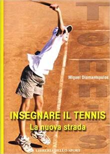 Osteriacasadimare.it Insegnare il tennis. La nuova strada Image
