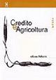 Image of Credito e agricoltura