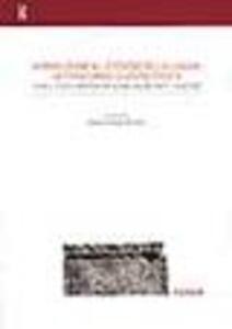 Introduzione allo studio della lingua, letteratura e cultura croata. Atti del Convegno