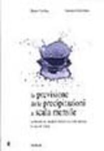 La previsione delle precipitazioni a scala mensile. Confronto tra modelli statistici e a reti neurali: il caso di Udine