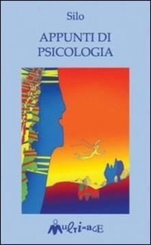 Appunti di psicologia